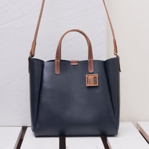 Image of 3-panel Petite Two-way Tote