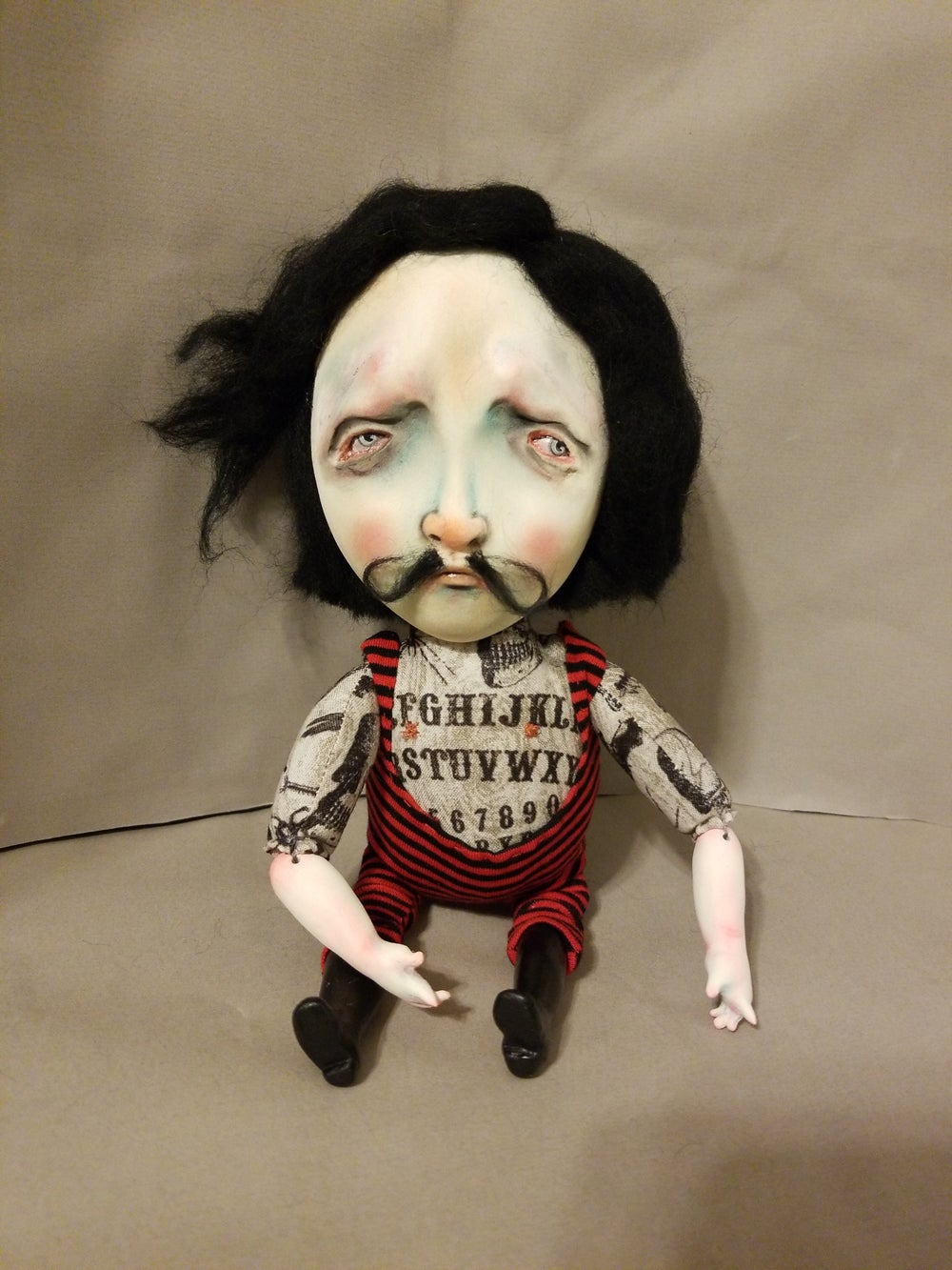 Image of SOLD OUT Talbert the Tattooed man