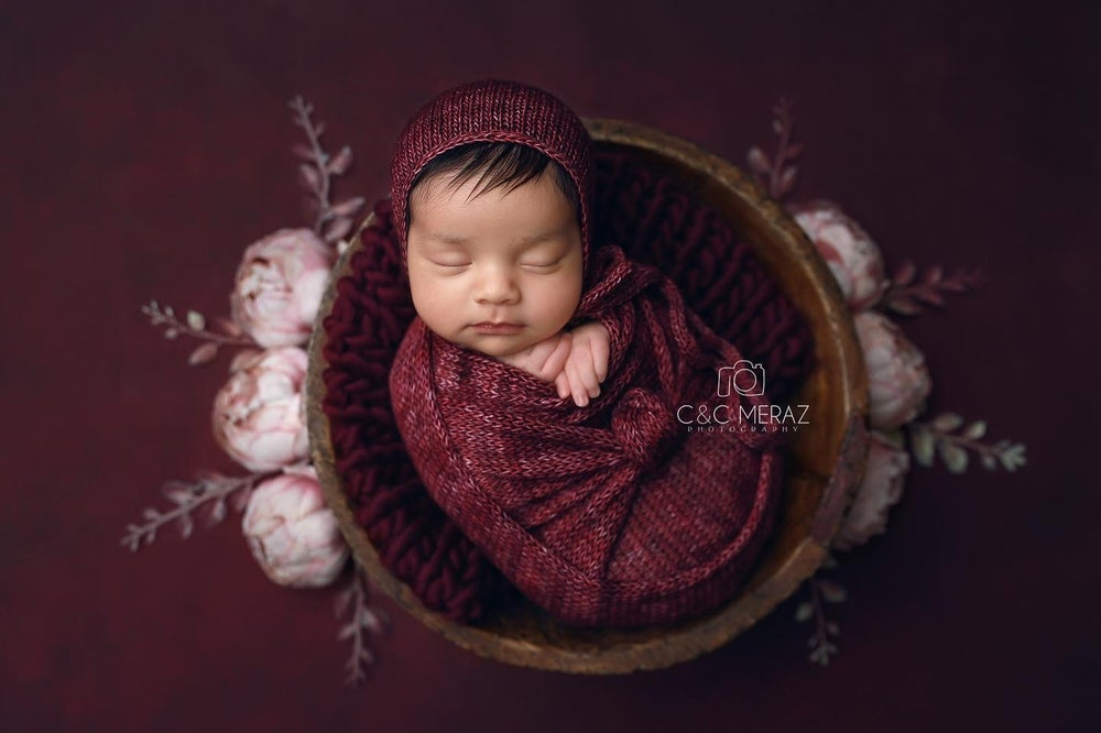 Image of Mini Blankets - Fall Colors