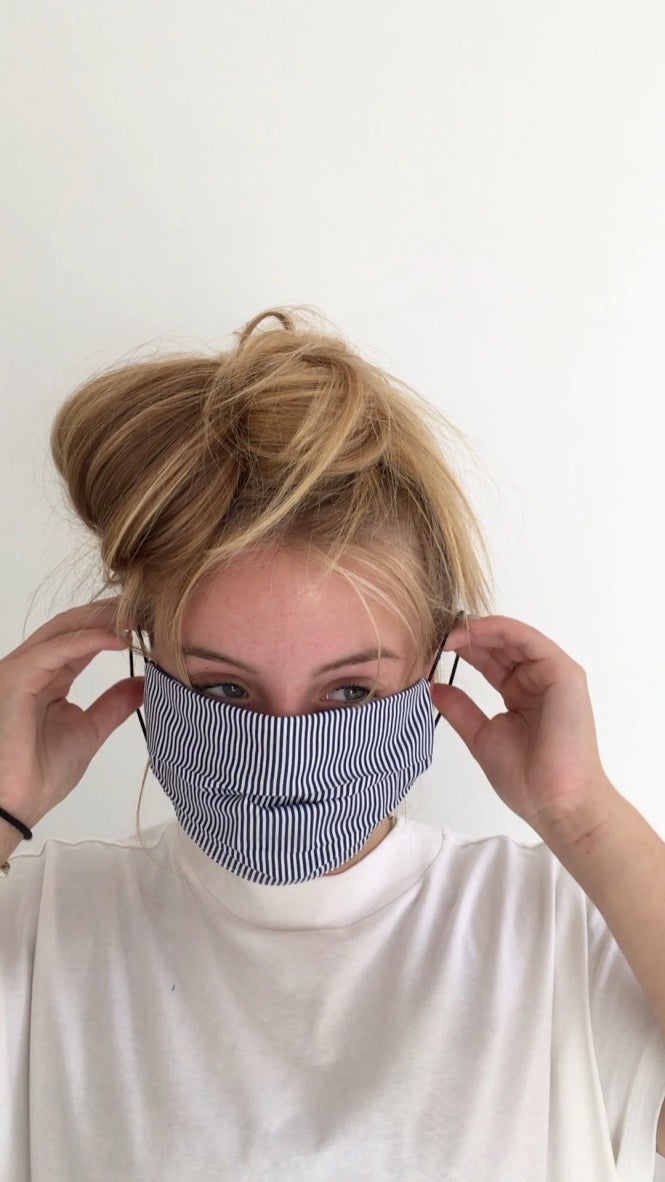 Image of ADULT NON SURGICAL FACE MASK// BUY ONE GIVE ONE FREE