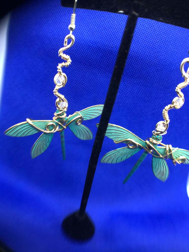 Image of Antique nature Earrings