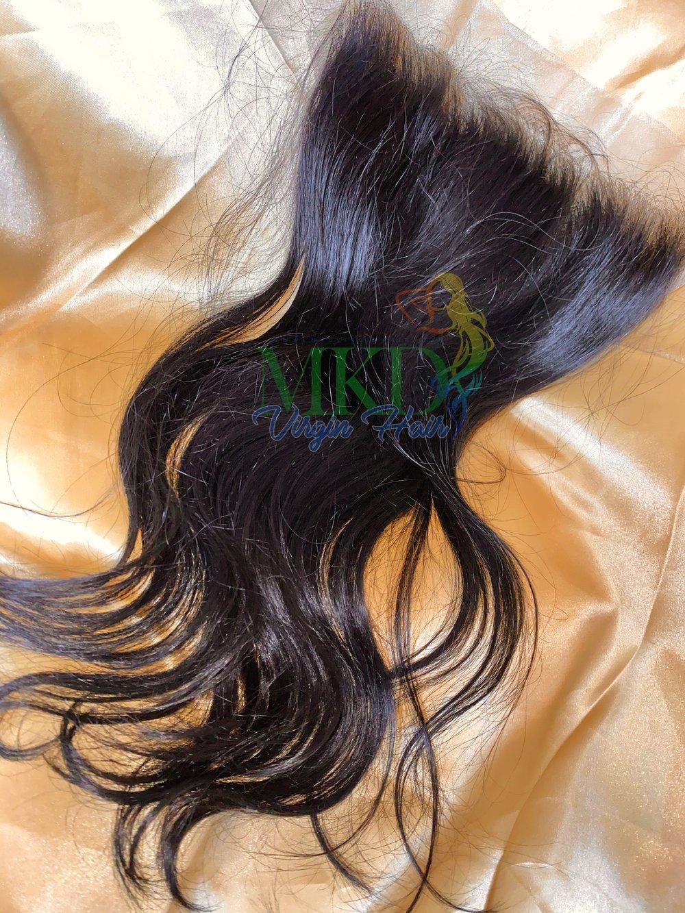 MKD Raw Asian Silky Straight