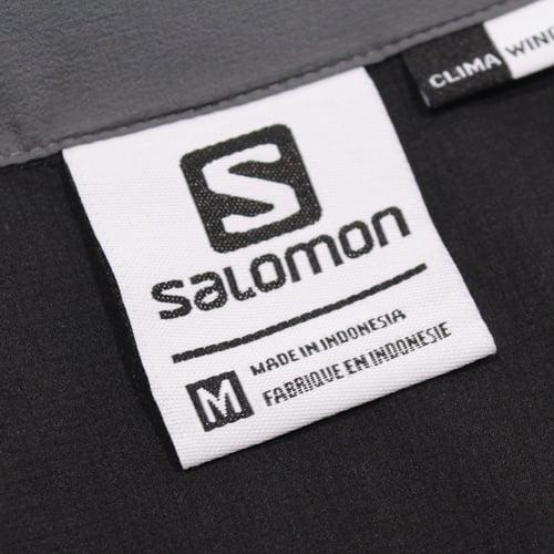 Image of Salomon Vest Windbreaker Size M