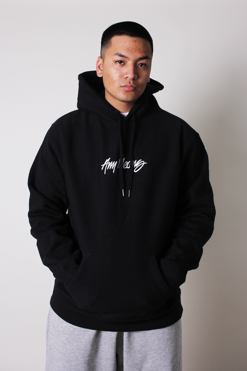 Image of Signature Hoodie in Black