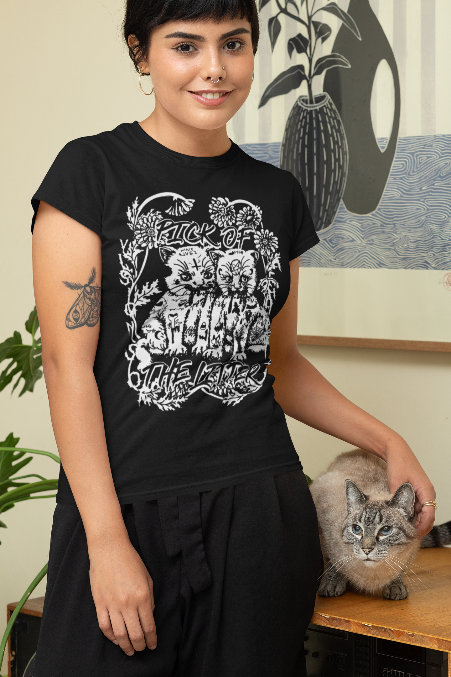 Image of PICK OF THE LITTER Standard Tee