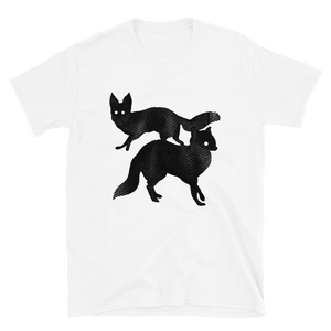 Summer2020_Foxie Lady_Short-Sleeve Unisex T-Shirt