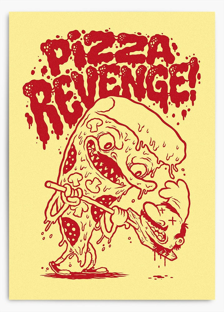 Image of Pizza Revenge!