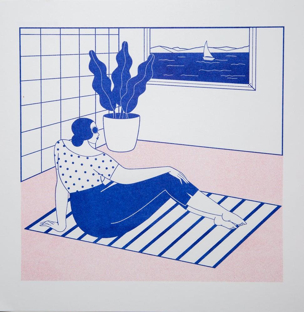 """Image of """"Recuerdo del mar"""" Hilda Palafox"""