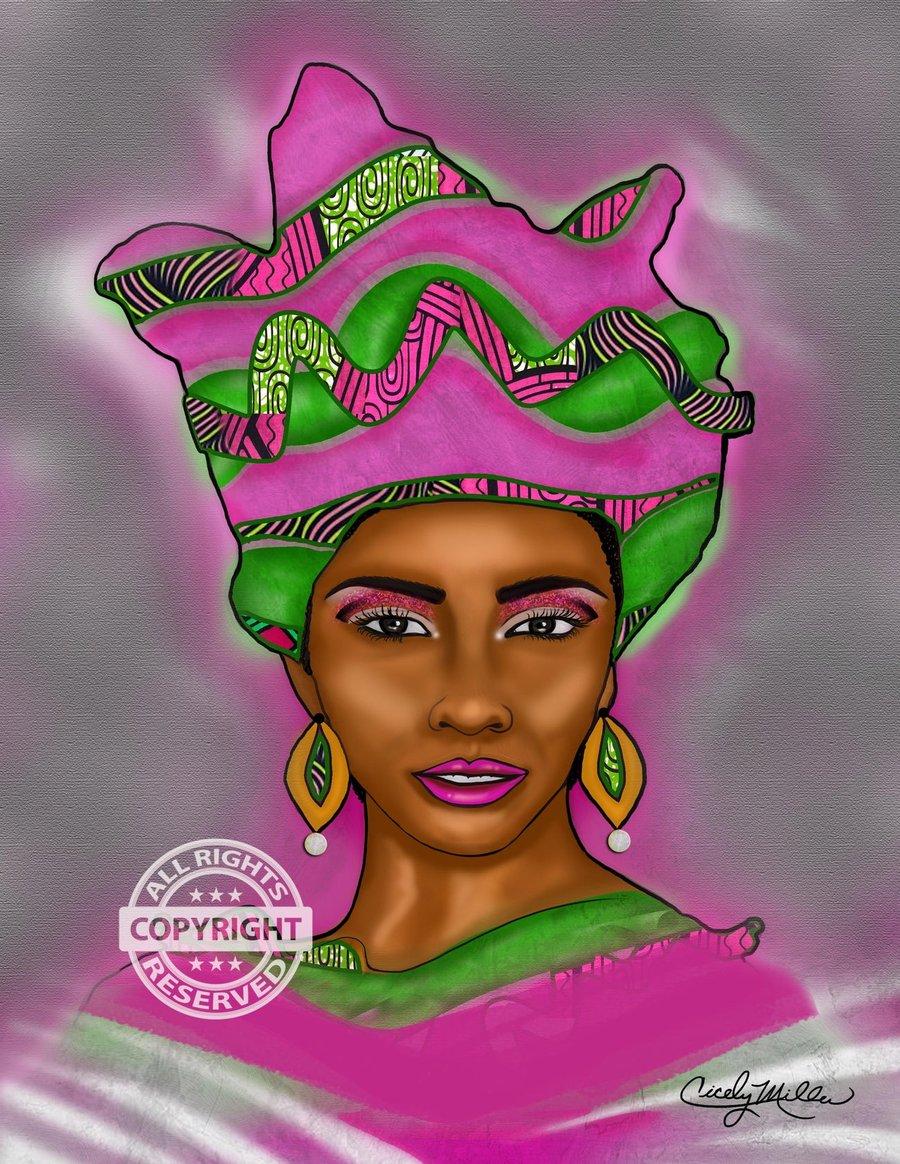 Image of Nubian Queen