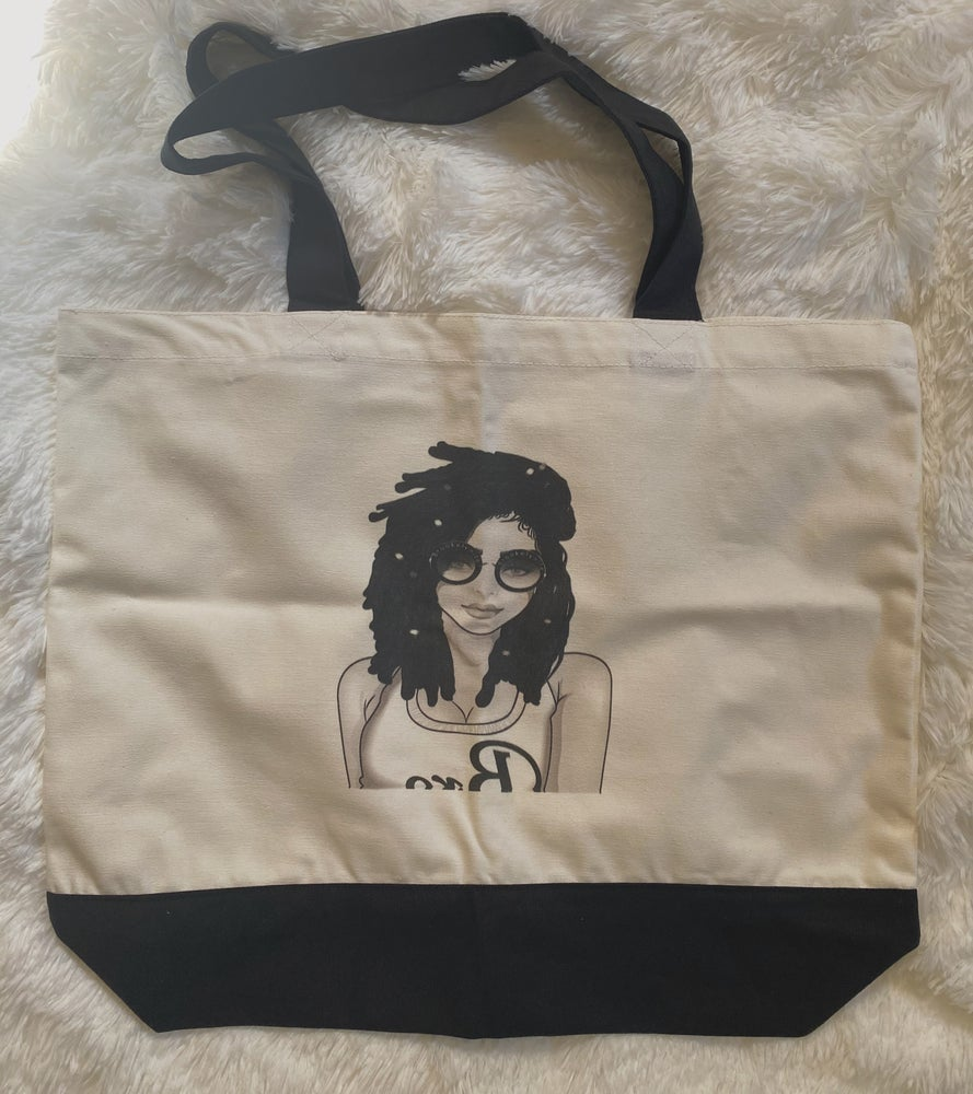 Image of Brookelynite Tote (Zoe)