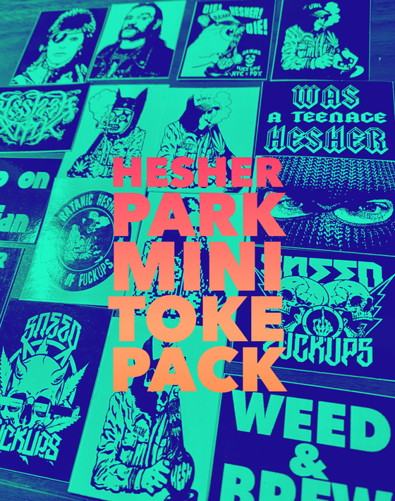 Image of H⚡️P MINI TOKE PACK