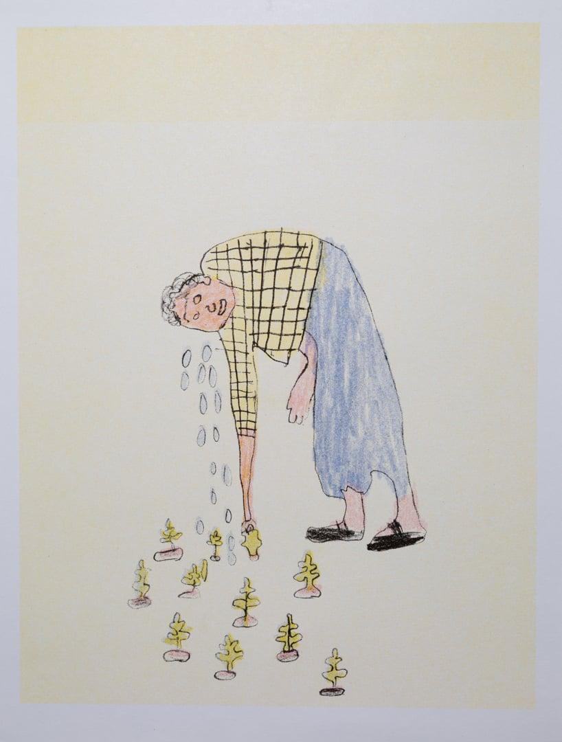 "Image of ""Abuelita coreana"" Dana Pulido"
