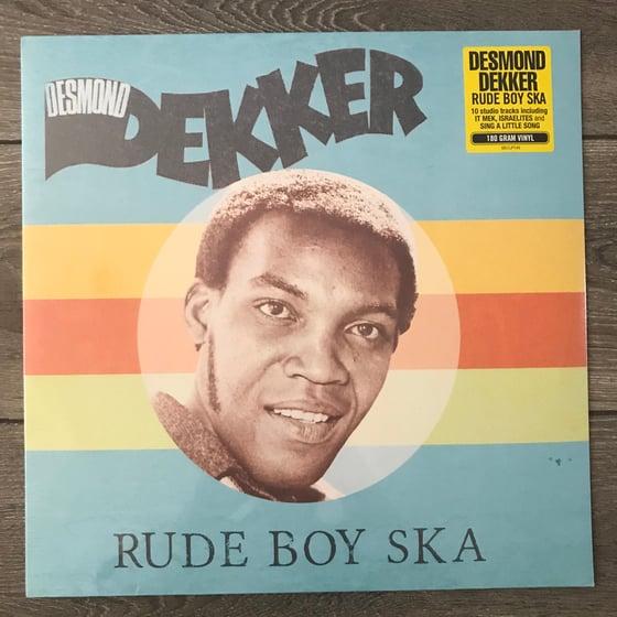 Image of Desmond Dekker - Rude Boy Ska Vinyl LP