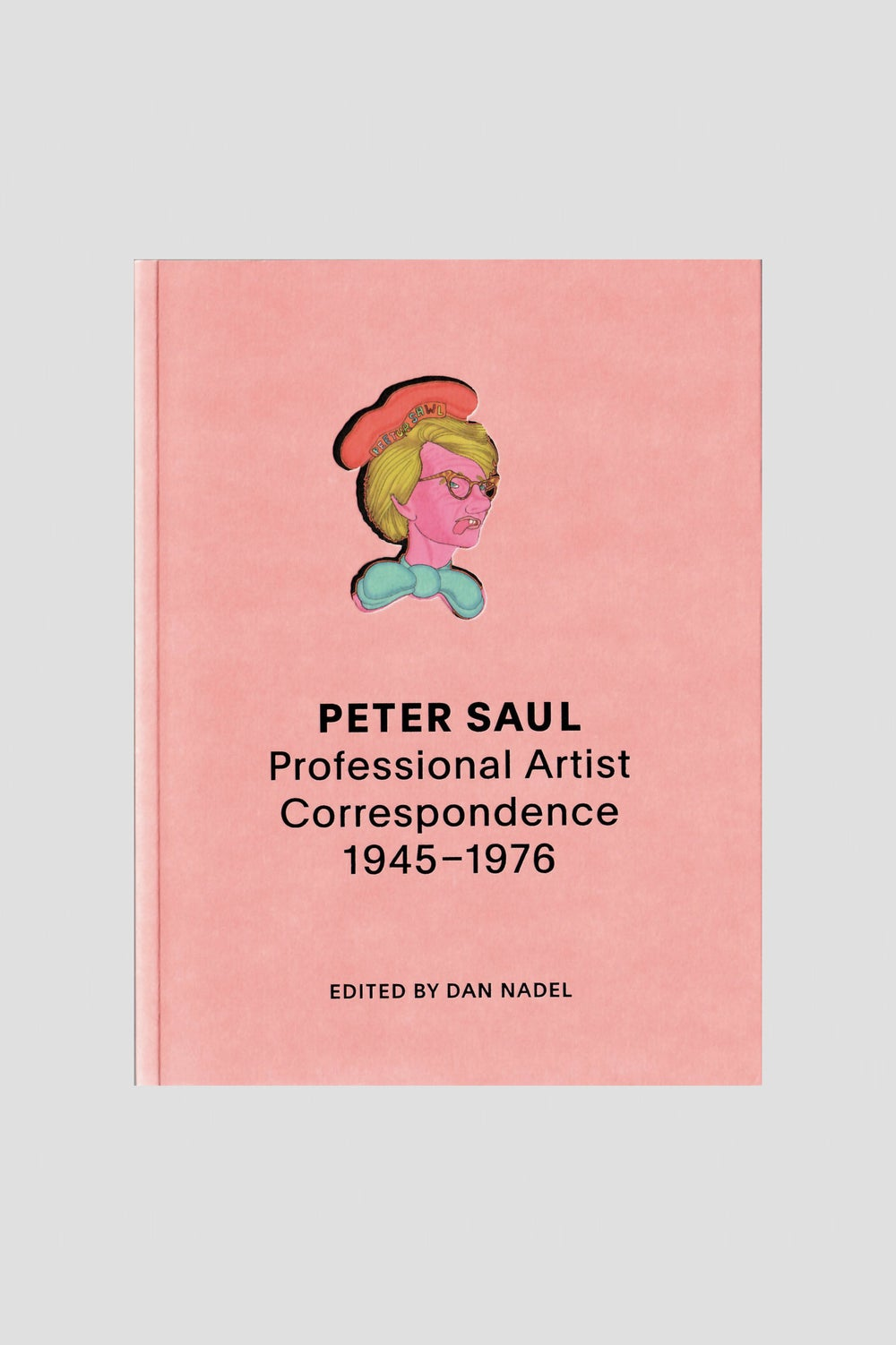 Image of Peter Saul - Professional Artist Correspondence 1945–1976