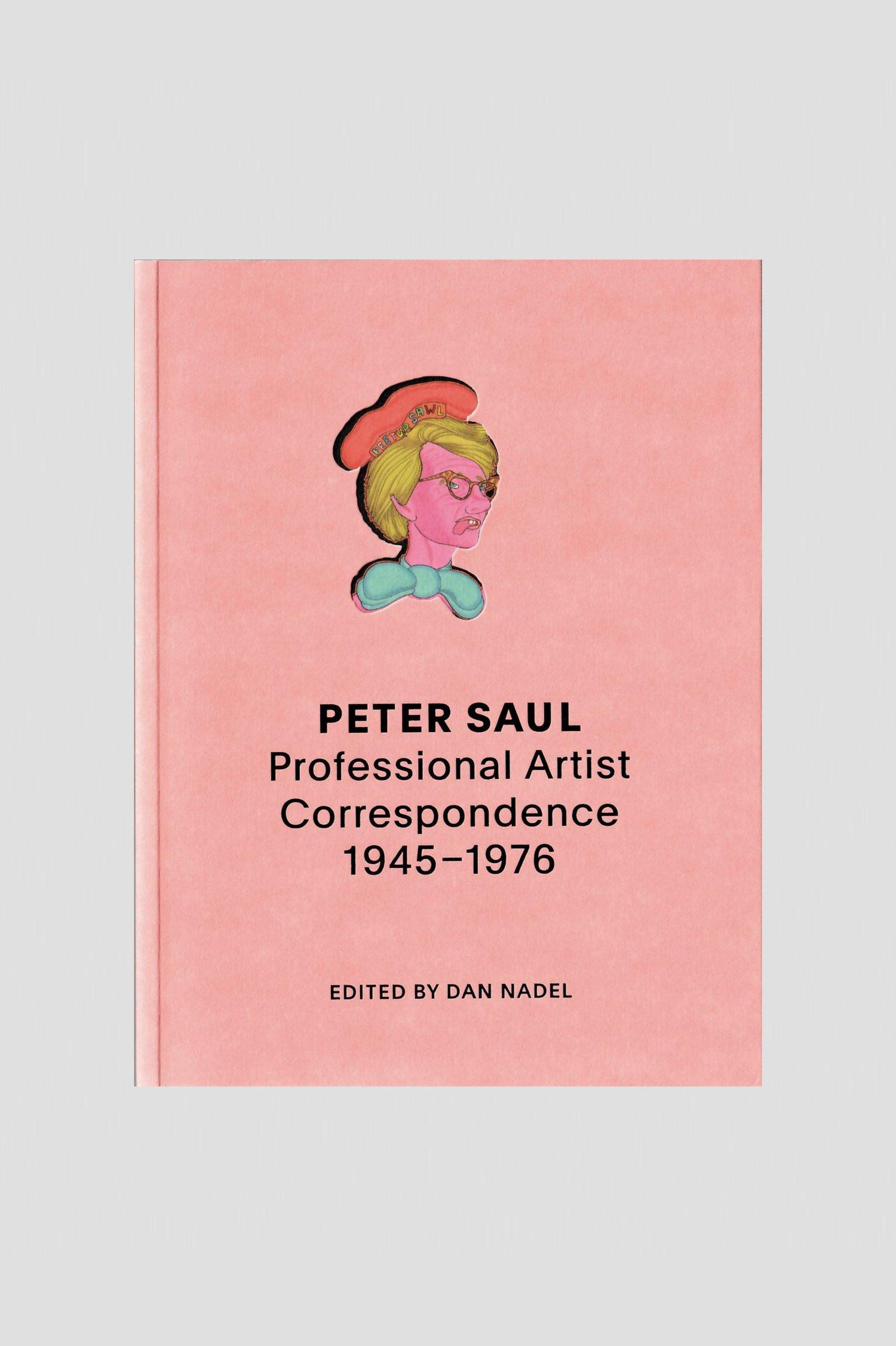 Image of Peter Saul - Professional Artist Correspondence 1945–1976