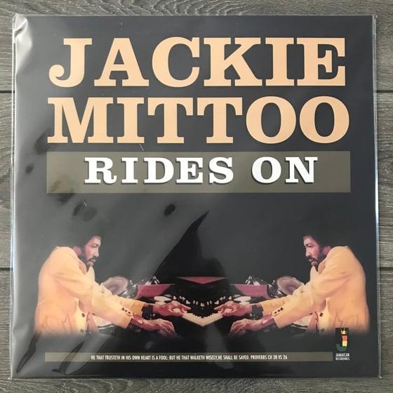 Image of Jackie Mittoo - Rides On Vinyl LP