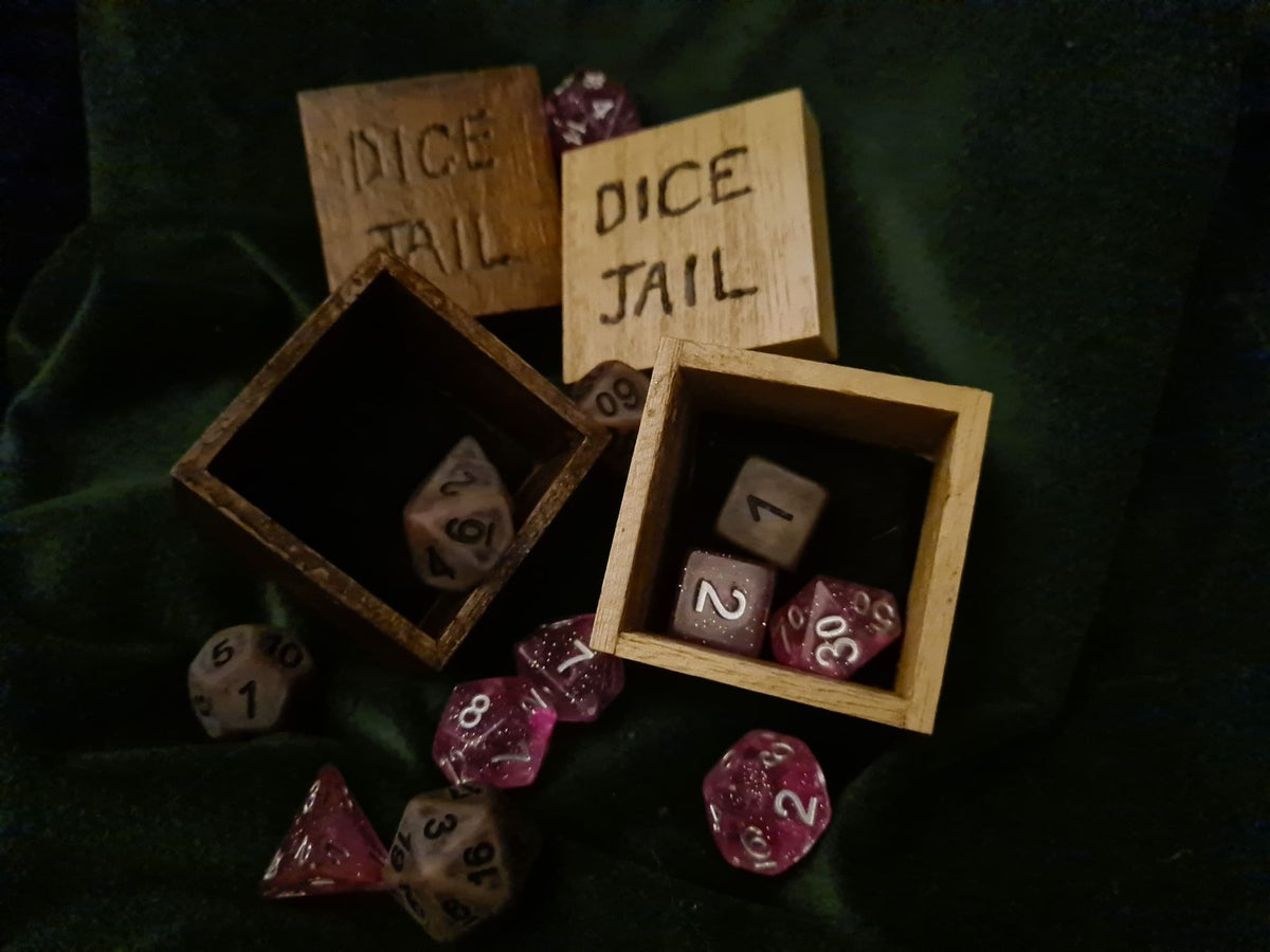 Image of Dice Jail
