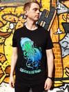 Sanctuary Jellyfish Neon Unisex T-Shirt
