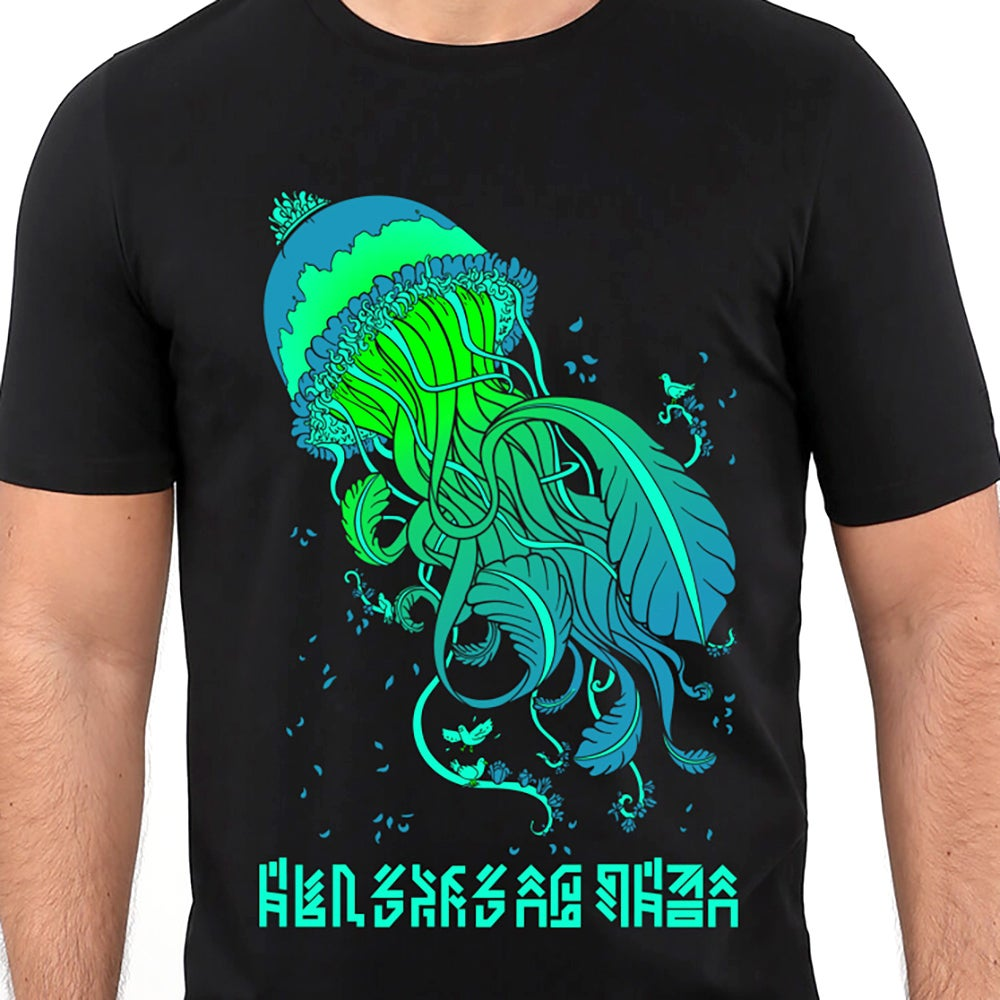Image of Sanctuary Jellyfish Unisex T-Shirt