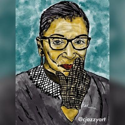Image of Ruth Bader Ginsburg