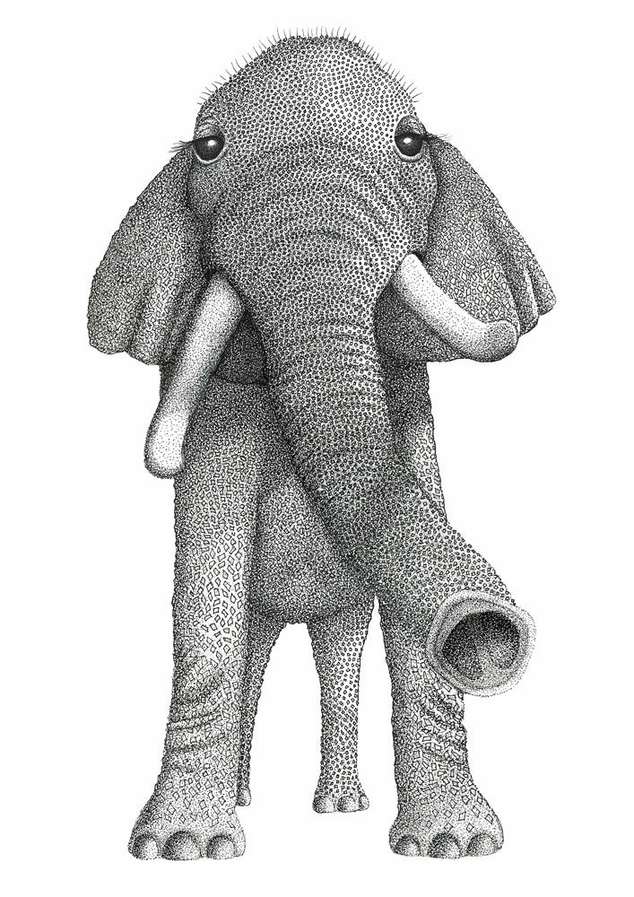 Image of Majestic Elephant
