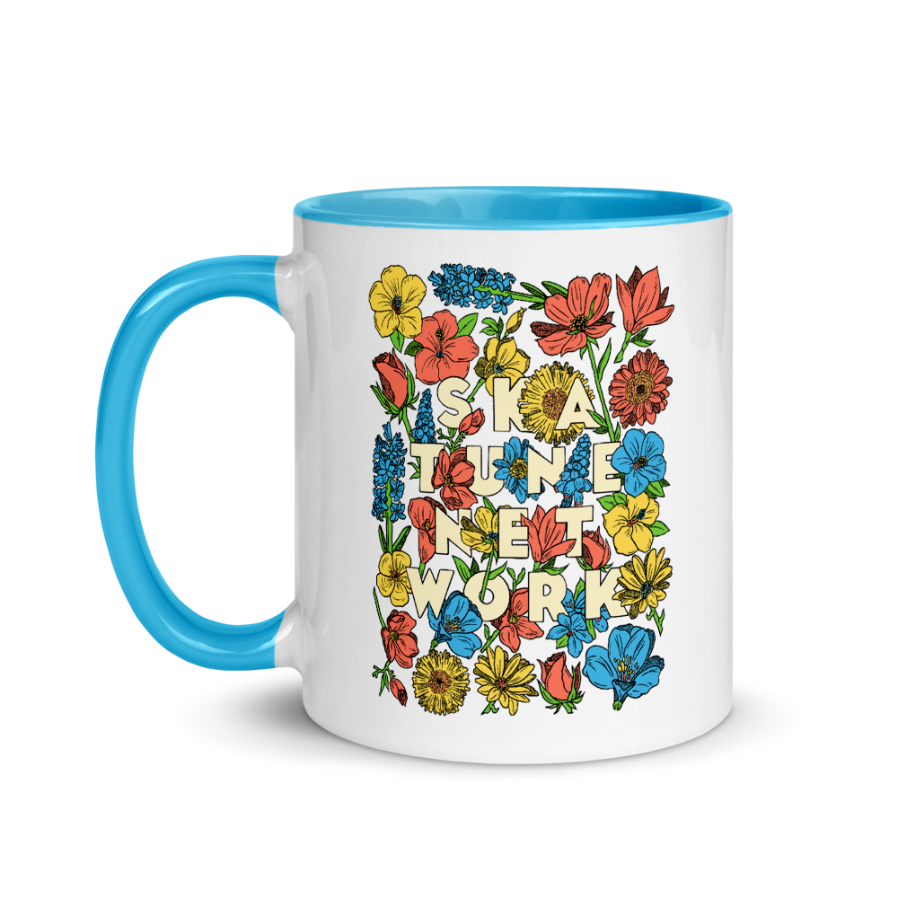 Image of Flowers | Ceramic Mug