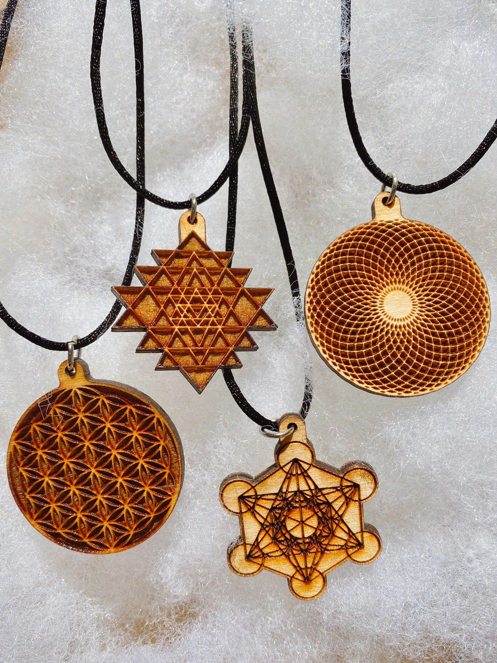 Image of Sacred Geometry Necklaces