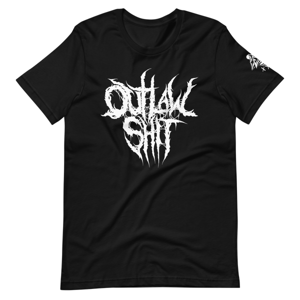 Image of OutlawShit Metal Edition (White Design)