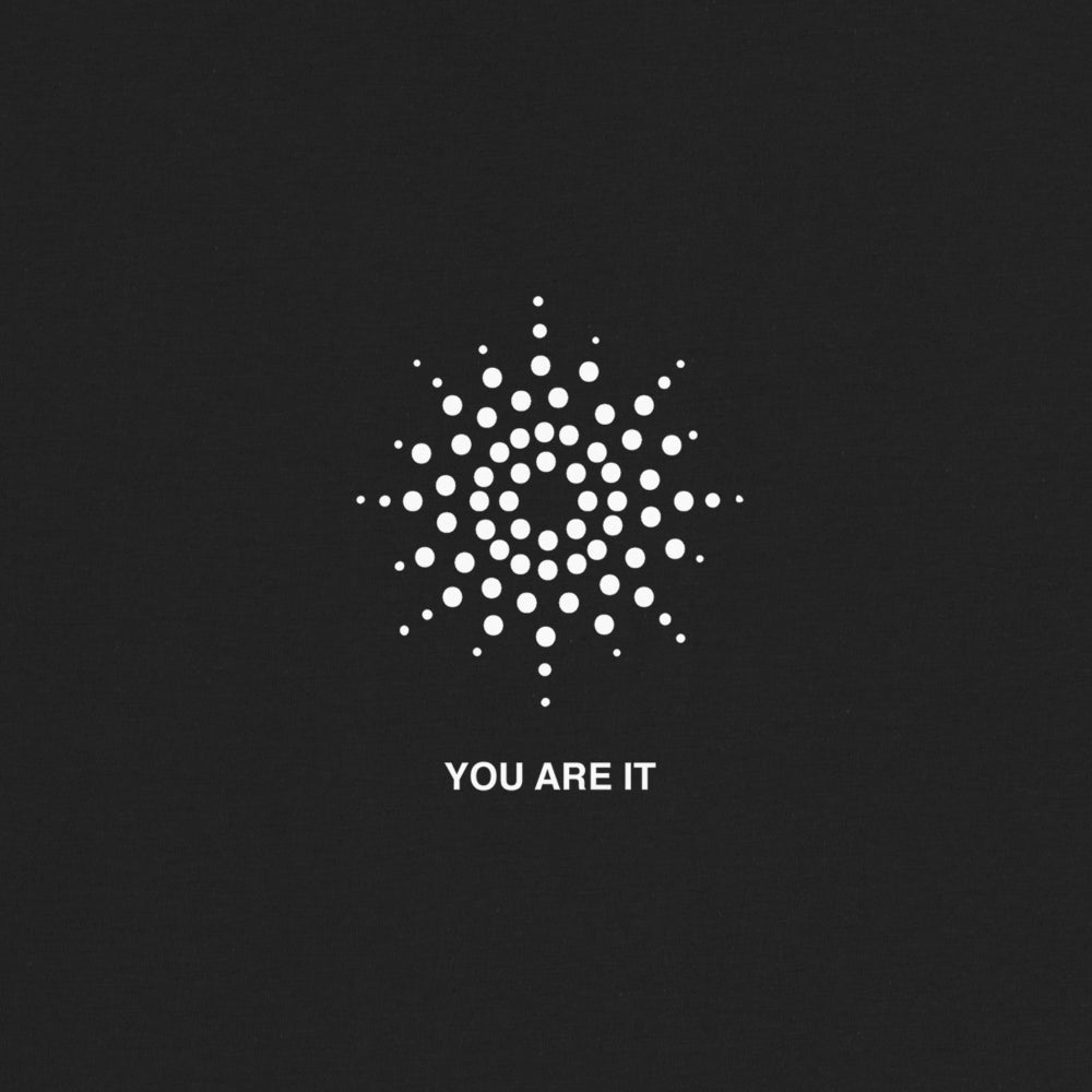 YOU'RE IT