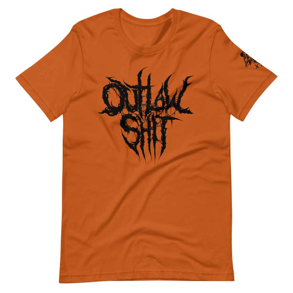 Image of OutlawShit Metal Edition (Black Design)