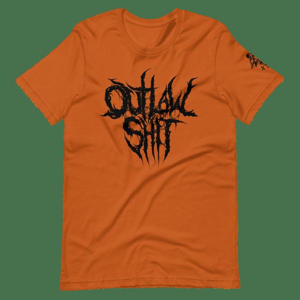 Image of OutlawShit Metal Edition (Black Design)