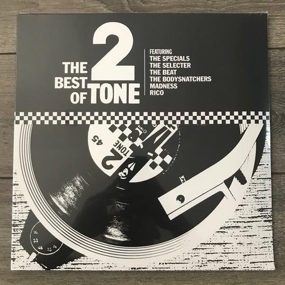 Image of The Best Of 2 Tone - Various Vinyl 2xLP
