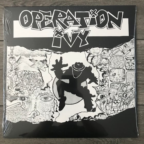 Image of Operation Ivy - Energy Vinyl LP