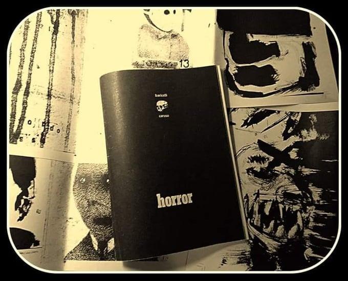 Image of Horror fanzine nr.1