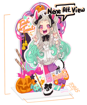 Image of Ghost Halloween Standee