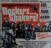 Image of LP. The Montesas (Marcel Bontempi) : Rockers & Shakers.  (Ltd Edition).