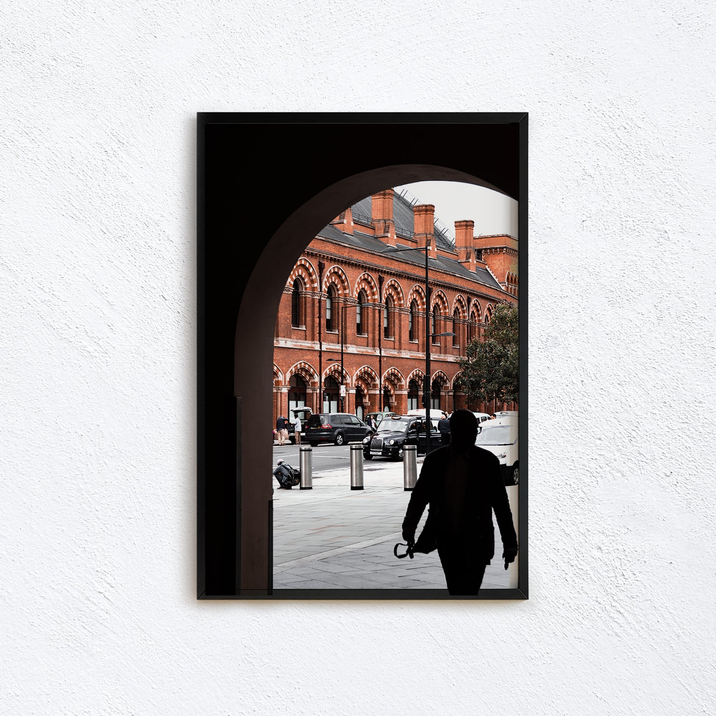 Image of King's Cross Silhouette