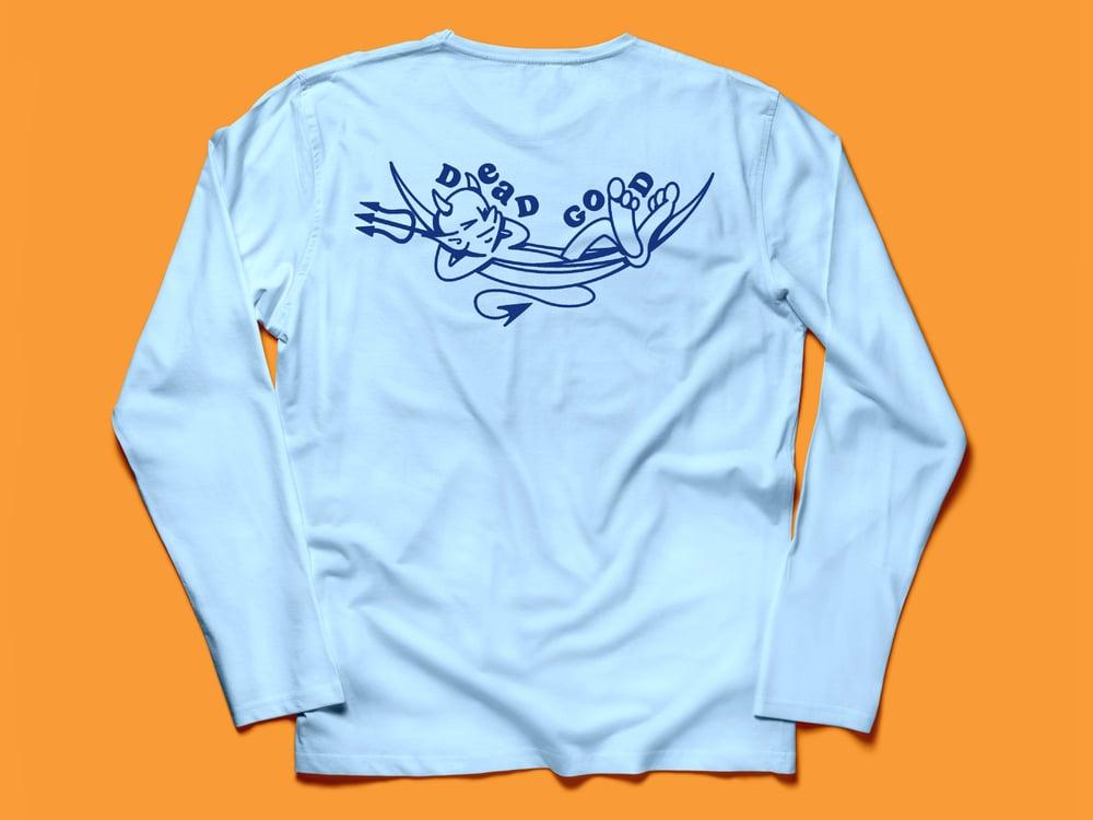 Image of Kick Back Long sleeve T-shirt