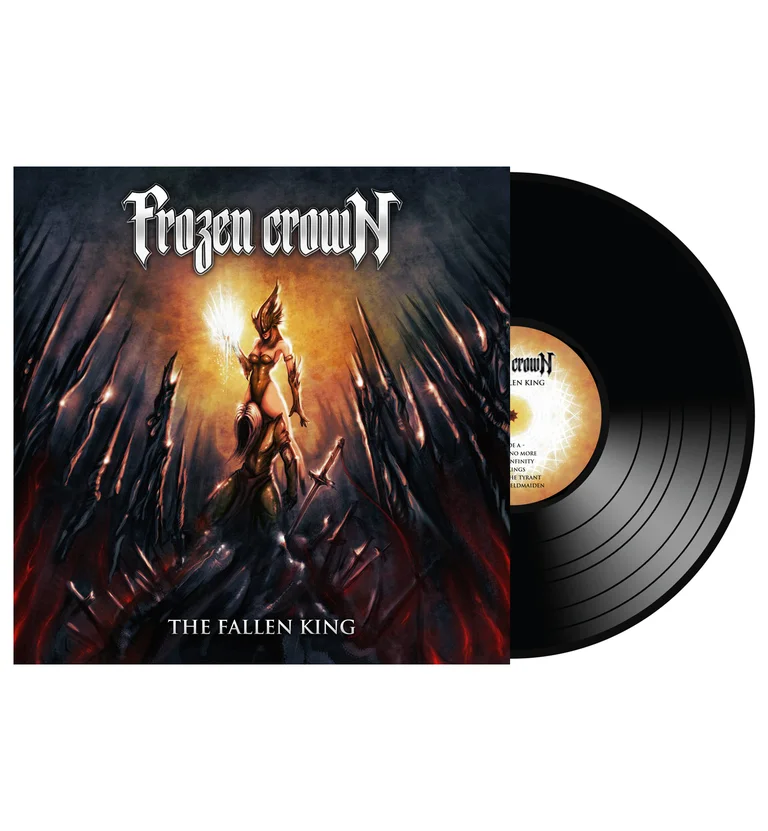 """Image of """"The Fallen King"""" VINYL (Limited)"""