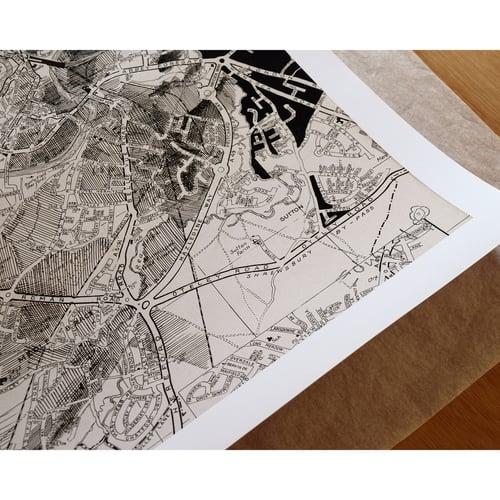 Image of Shrewsbury Limited Print