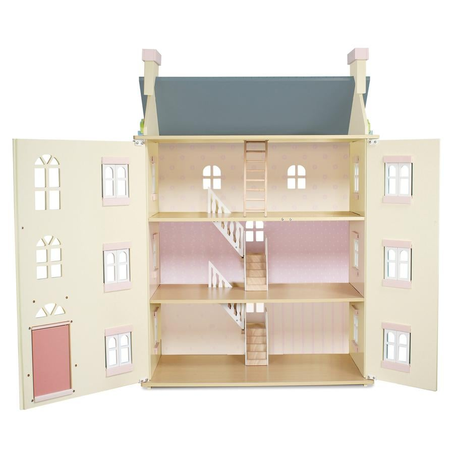 Image of Cherry Tree Hall Doll House - Delivery after 1st November