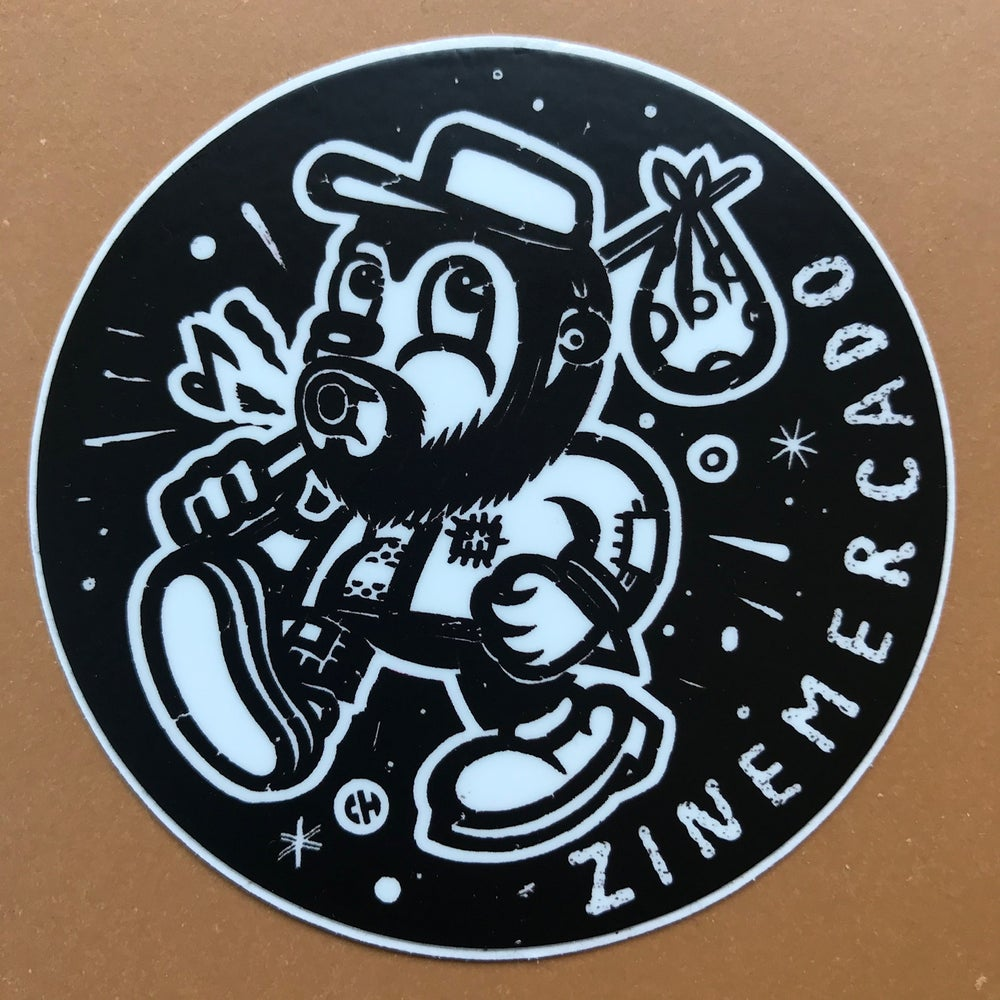 Image of ZINEmercado big black