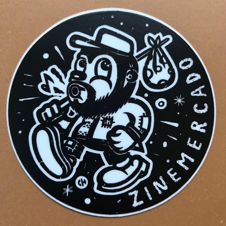 Image of ZINEmercado big black
