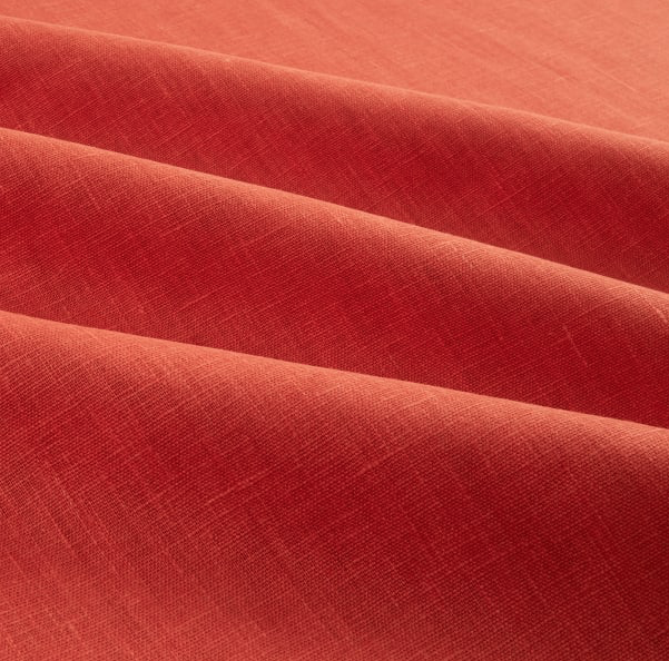 Image of 100% European Linen Spice Shade