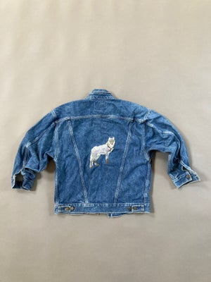 Image of Wolf Jean Jacket