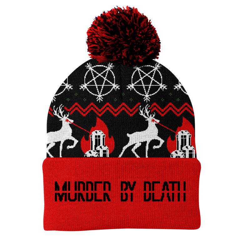 Image of PRESALE MBD knit holiday hat
