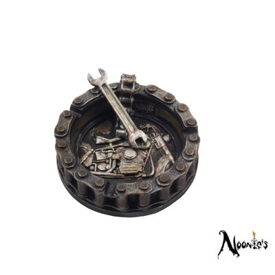 Image of Biker Ashtray