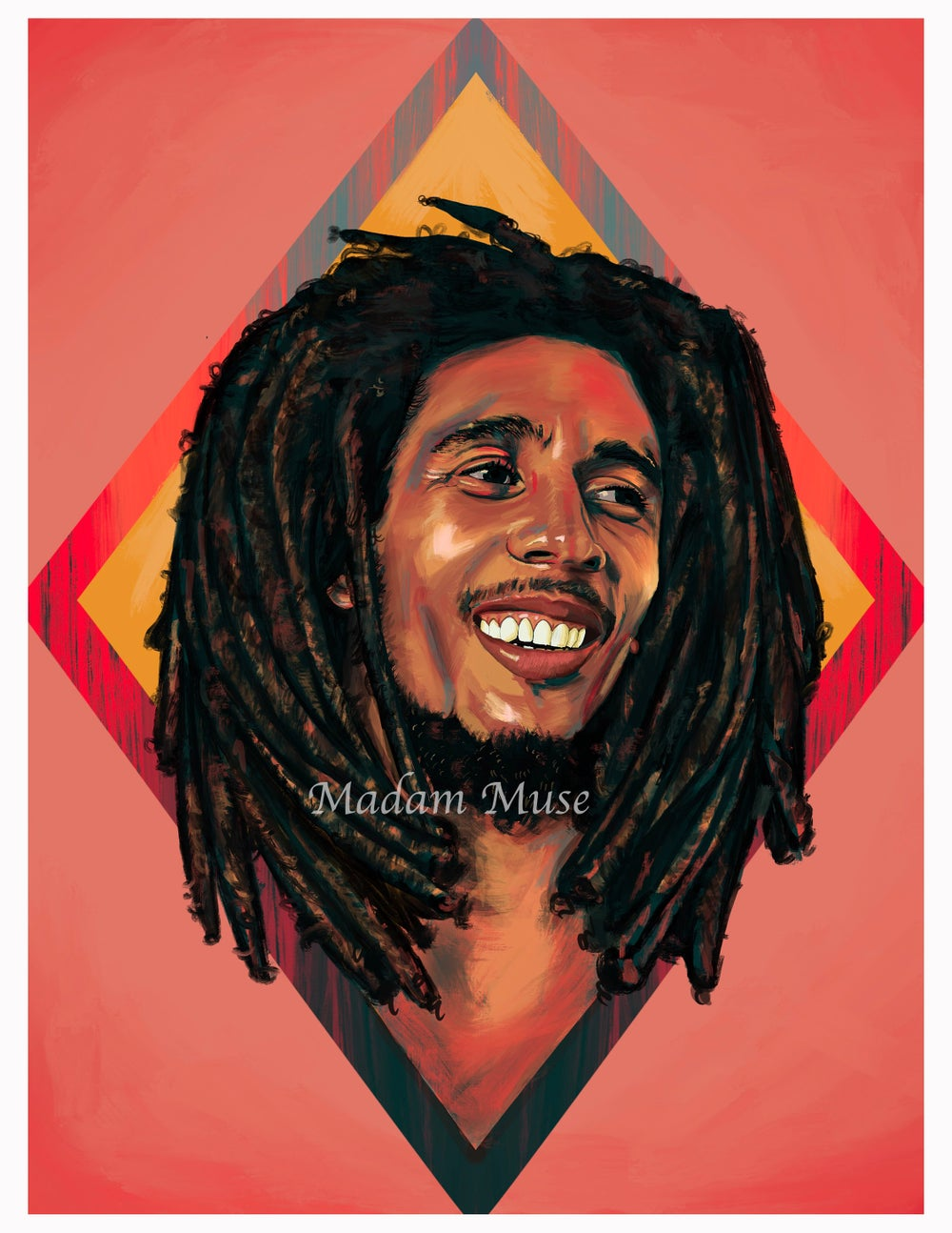 "Image of ""Bob Marley"" Limited Edition Prints"