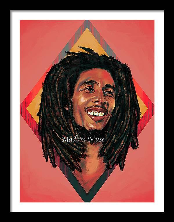 "Image of ""Bob Marley"" Open Edition Prints"