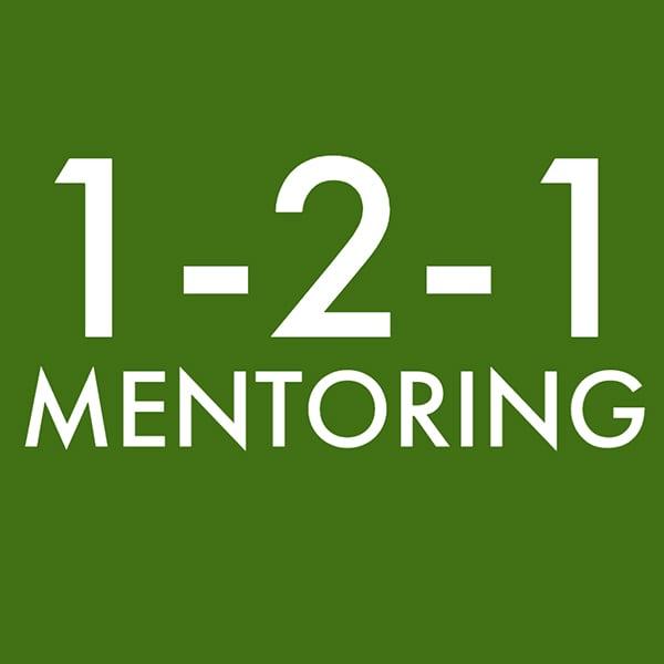 Image of 1-2-1 Mentoring